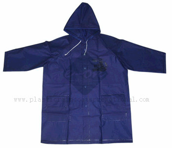 PEVA Promotional Raincoats