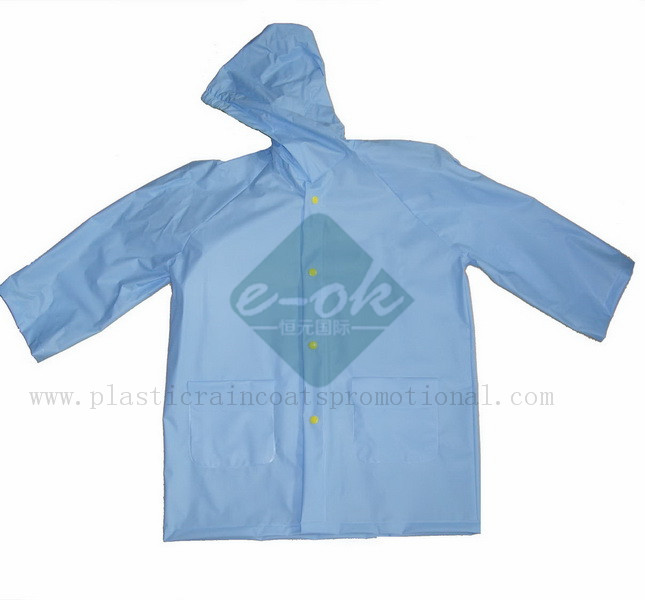 child pvc raincoat