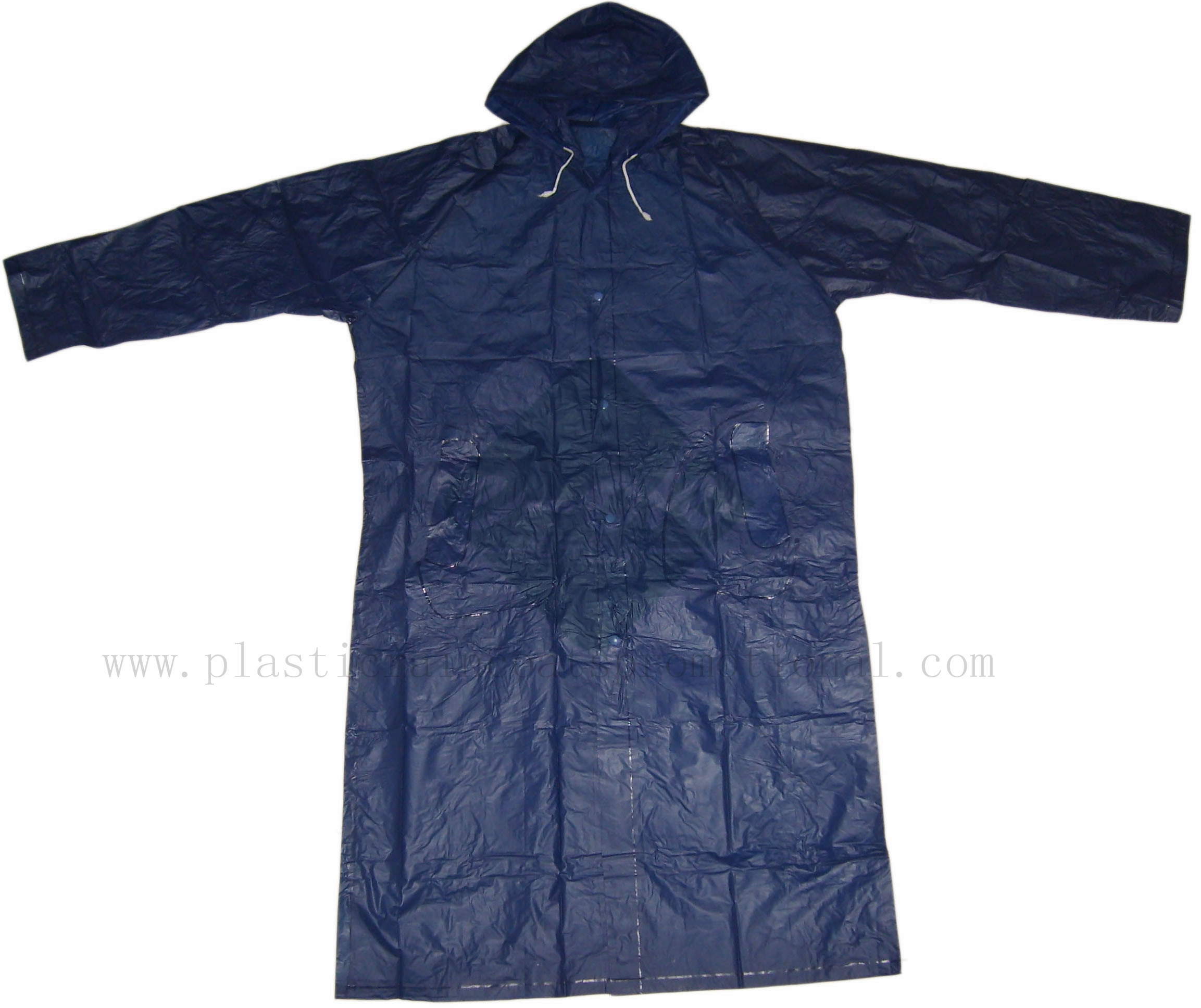 PVC Promotional raincoats-Vinyl plastic Raincoats
